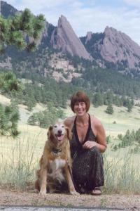 Formal portrait in Boulder, 2008.